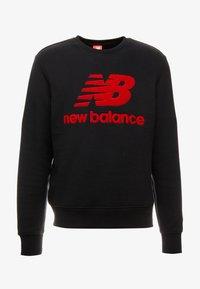 New Balance - ATHLETICS STADIUM CREW - Sweatshirt - black - 4