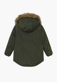 Lemon Beret - SMALL BOYS - Winter coat - khaki - 1