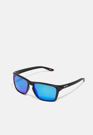 SYLAS UNISEX - Sluneční brýle - matte black w/prizm sapphire polar