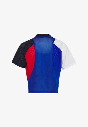 Camiseta de deporte - game royal/white