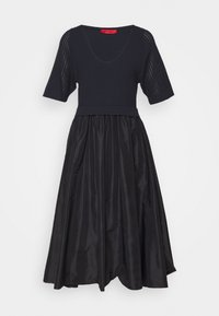 DANA - Jumper dress - navy blue