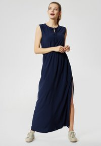 DreiMaster - Maxi dress - blue - 0