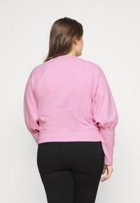 Pieces Curve - PCROSAN - Sweatshirt - pastel lavender - 2