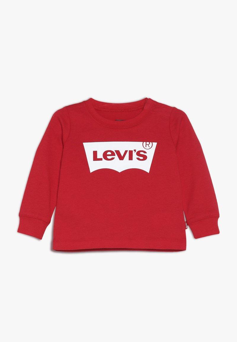 Levi's® - BATWING UNISEX - Långärmad tröja - super red