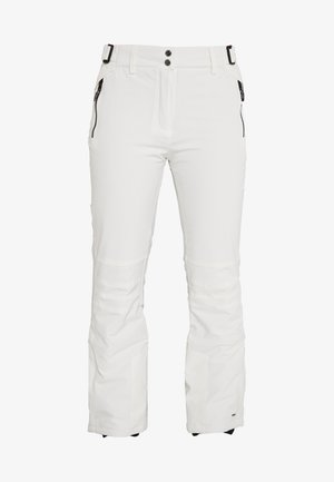 SIRANYA - Snow pants - weiß