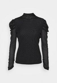 Diane von Furstenberg - NEW REMY - Long sleeved top - black - 4
