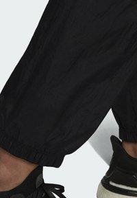 adidas Performance - Tepláková souprava - black/white - 5