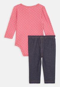Carter's - BUNNY SET - Legging - pink - 1