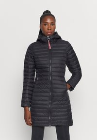 Luhta - LUHTA EIRALA - Down coat - black - 0
