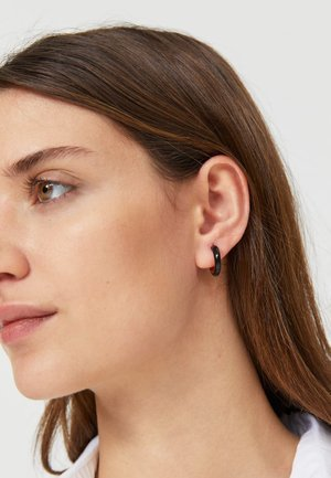 9 PAIRS PACK - Earrings - black