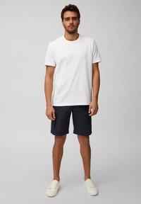 Marc O'Polo - Basic T-shirt - white - 1