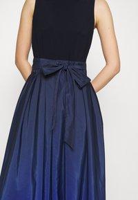 Lauren Ralph Lauren - AGNI SLEEVELESS EVENING DRESS - Žerzejové šaty - sapphire star - 4