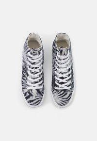 YOURTURN - UNISEX - Sneakers alte - grey - 3