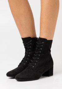 Tamaris - BOOTS - Veterboots - black - 0