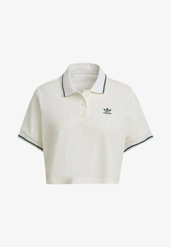 TENNIS LUXE POLO ORIGINALS - Polo shirt - off white