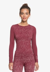 Roxy - Undershirt - tibetan red - 1
