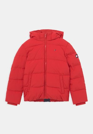 ESSENTIAL PADDED - Giacca invernale - deep crimson