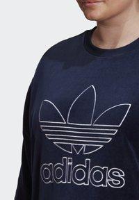 adidas Originals - Sweatshirt - blue - 5