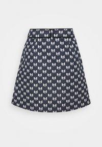 maje - JONALA - Mini skirt - nœuds marine - 6