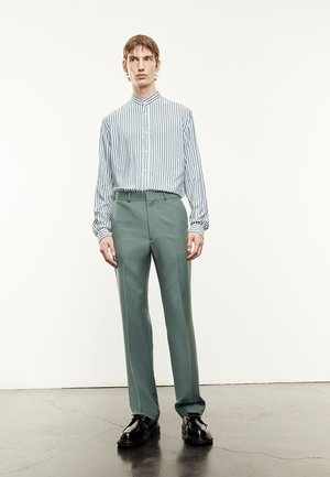 Suit trousers - green
