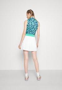 J.LINDEBERG - BINX GOLF SKIRT - Sports skirt - white - 2