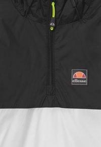 Ellesse - STERLINIO UNISEX - Sportovní bunda - black/white - 2