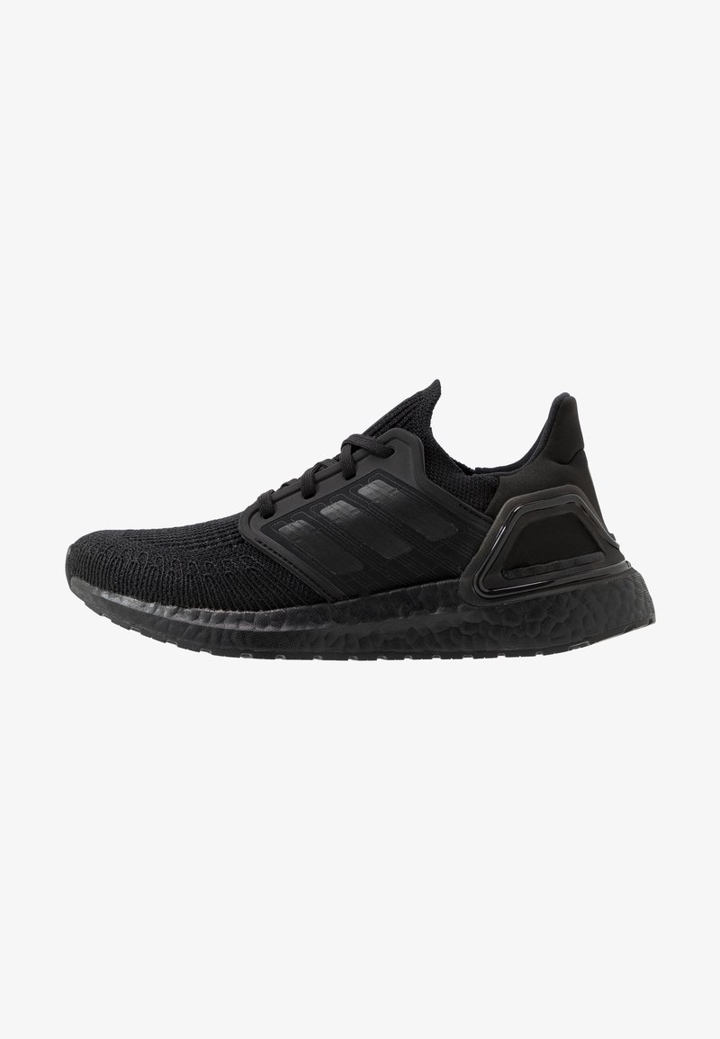 adidas Performance - ULTRABOOST 20  - Neutral running shoes - core black/solar red