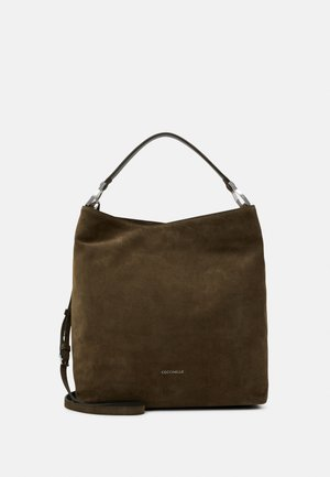 KEYLA SUEDE MED  - Shopping bag - reef