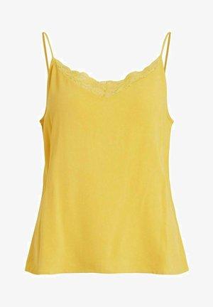 VIMERO - Top - yellow