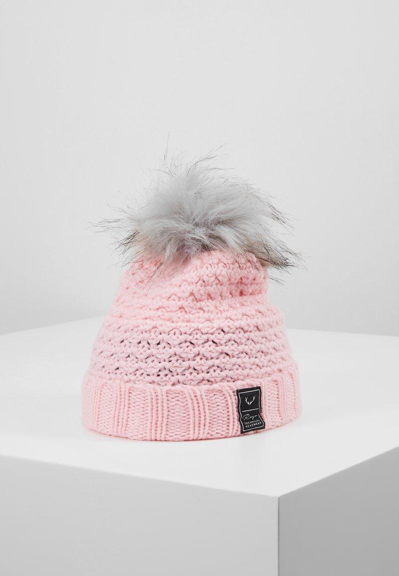 Rojo - BOBBLE BEANIE - Berretto - pale pink