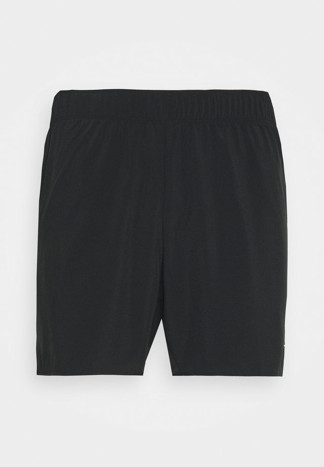 ALPHA SHORT - Korte broeken - black