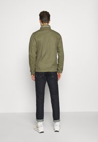 Schott - Summer jacket - khaki - 2