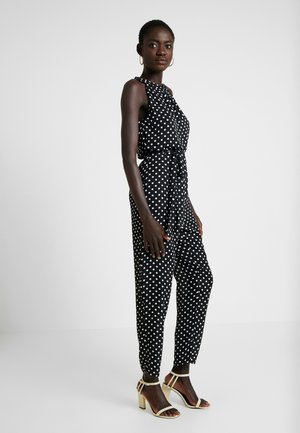 SPOT HALTER JUNE - Mono - black