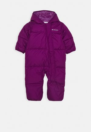 SNUGGLY BUNNY BUNTING - Skioverall / Skidragter - plum
