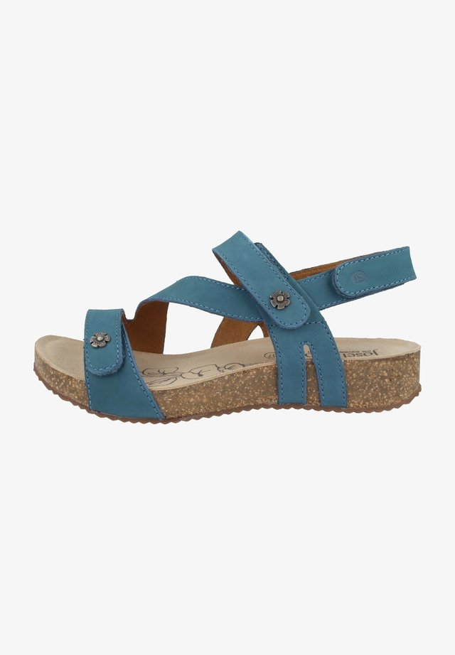 TONGA  - Sandales - blue