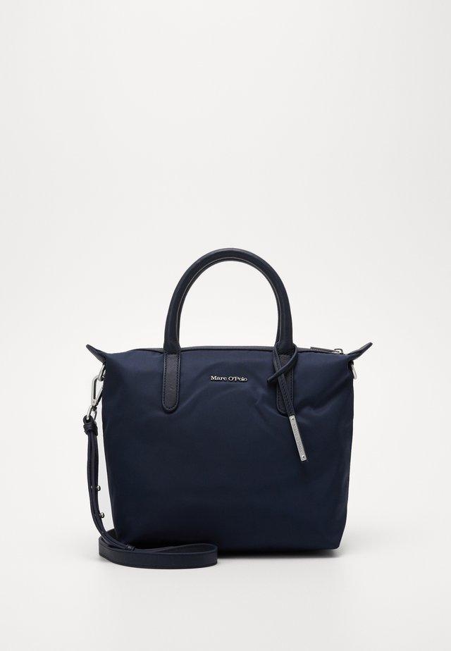 MINI TOTE - Handbag - true navy
