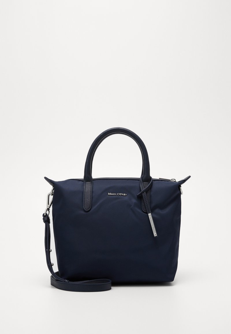 Marc O'Polo - MINI TOTE - Kabelka - true navy
