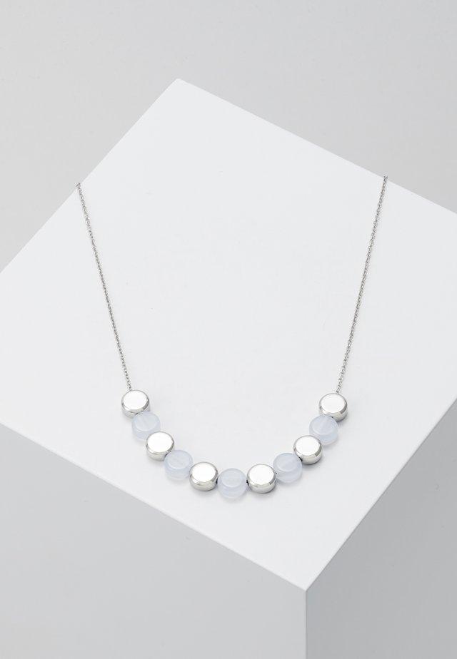 ELLEN - Collar - silver-coloured