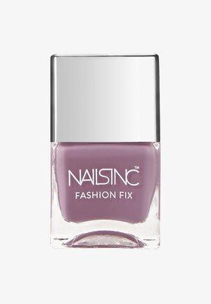 FASHION FIX - Nail polish - mauve–velvet velour