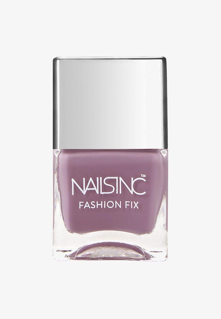 Nails Inc - FASHION FIX - Nail polish - mauve–velvet velour