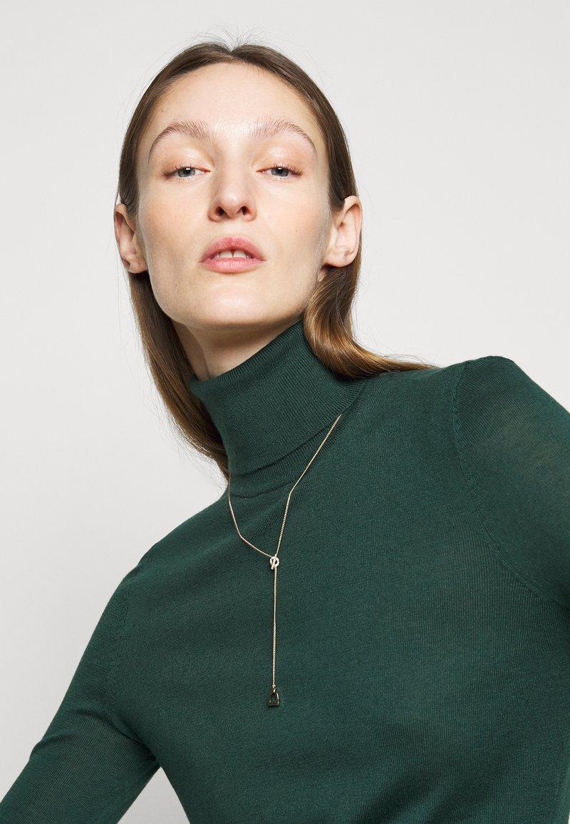 Lauren Ralph Lauren - STIRRUP Y NECK - Smykke - gold-coloured
