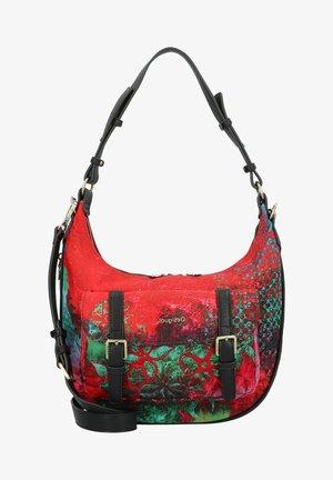 Handbag - carmin