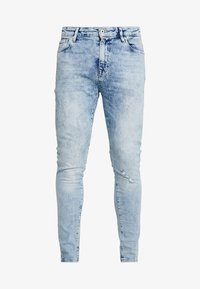 TRAVIS - Jeans Skinny Fit - norwood mid blue