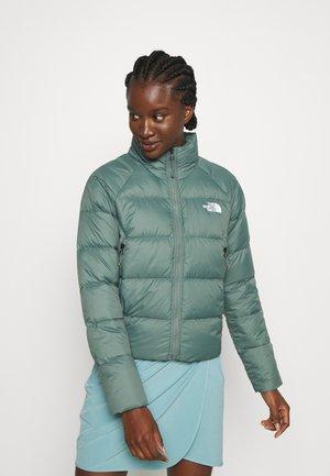 HYALITE JACKET - Down jacket - balsam green