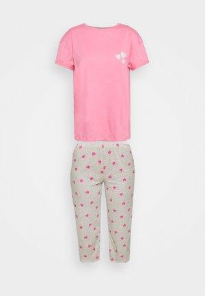 HEART  - Pyjama - pink mix