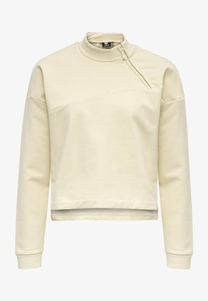 Sweater - bone white