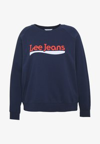 Lee Plus - CREW - Sweatshirt - dark navy - 3