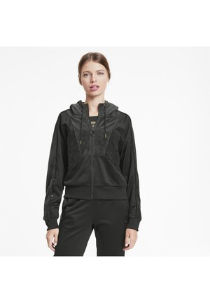 X CHARLOTTE OLYMPIA  - Training jacket -  black