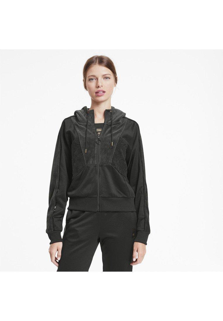 Puma - X CHARLOTTE OLYMPIA  - Training jacket -  black