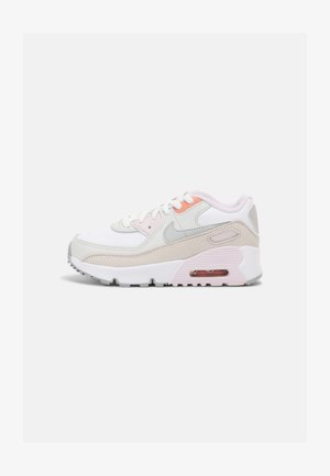 AIR MAX 90 UNISEX - Zapatillas - white/platinum/violet/crimson bliss